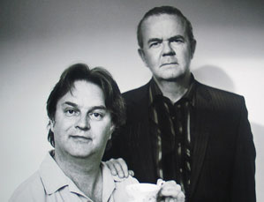 Paul Merton and Ian Hislop support Trinity Hospice