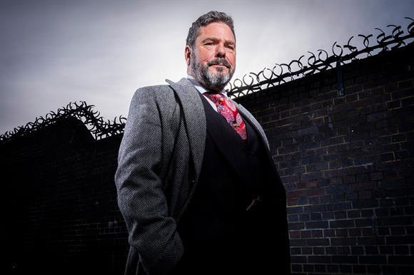 Joe Baden (Photograph: Julian Dodd)
