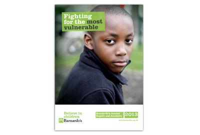 Barnardo's annual report