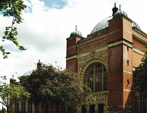 Birmingham University: won contract
