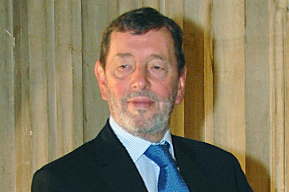Lord Blunkett