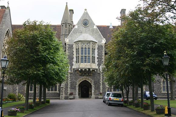 Brighton College: an independent school