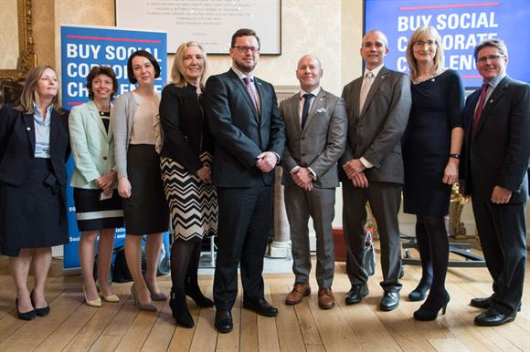 The Buy Social launch