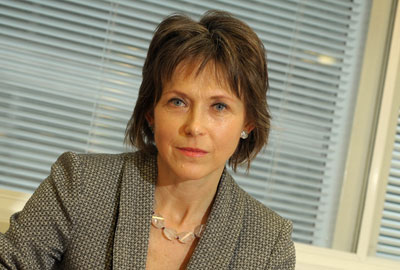 Dame Suzi Leather, outgoing Charity Commission chair
