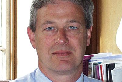 Martin Sime, chief executive of the SCVO