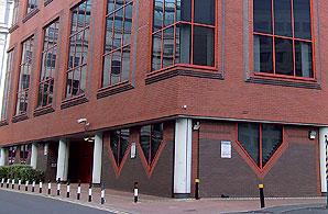 Capacitybuilders' Birmingham headquarters