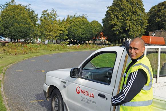 Veolia gives former offenders a first step on the job ladder