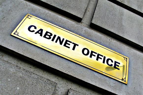 Cabinet Office: announced fund last year
