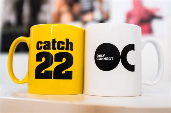 Catch22 takes over Only Connect today