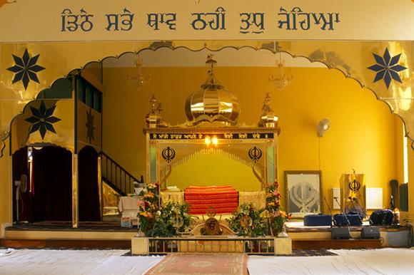 Central Gurdwara Khalsa Jatha