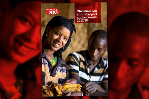 Christian Aid annual report and accounts