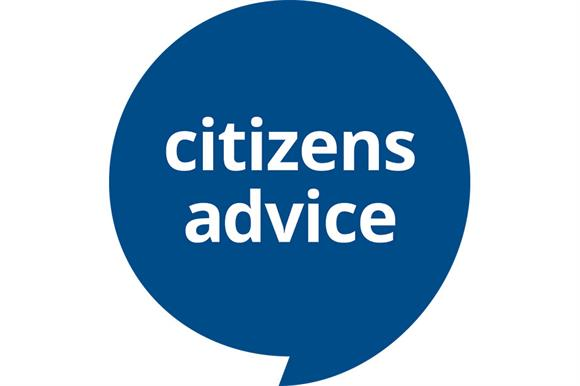 Citizens Advice: the new logo