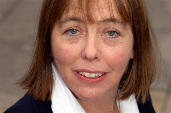 Dame Julia Cleverdon