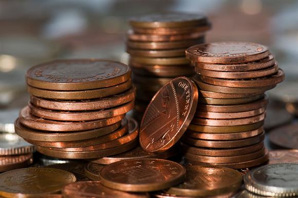 1p and 2p coins: safe for 'years to come' (Photograph: Rachel Husband/Getty Images)