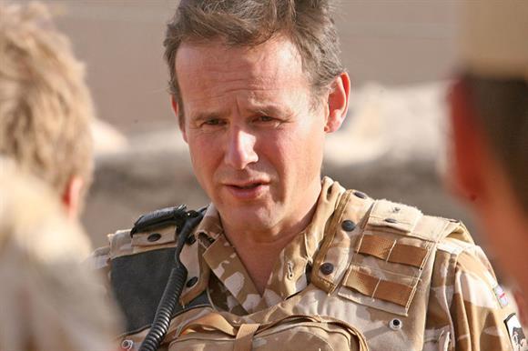 Major General James Cowan