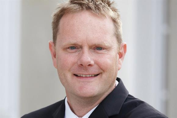Gordon Craig of The Royal Star & Garter Homes