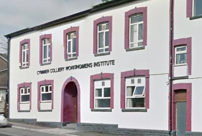 Cymmer Workmens Hall