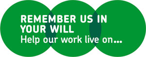 Remember a Charity logo adapted by Macmillan Cancer Support