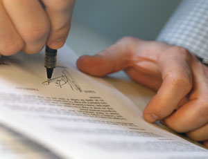 Free will-writing services are being offered