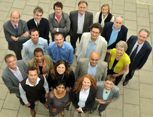 Third Sector Excellence Awards 2011 judges