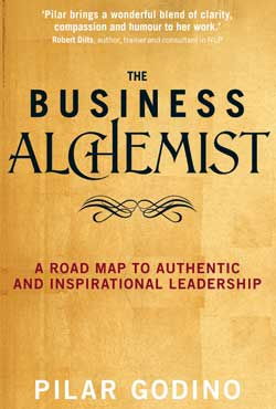 book review the business alchemist the business alchemist by pilar godino