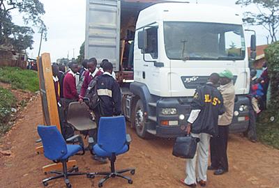 Kenya Aid Programme