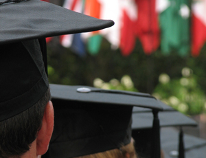 Donations to universities rise