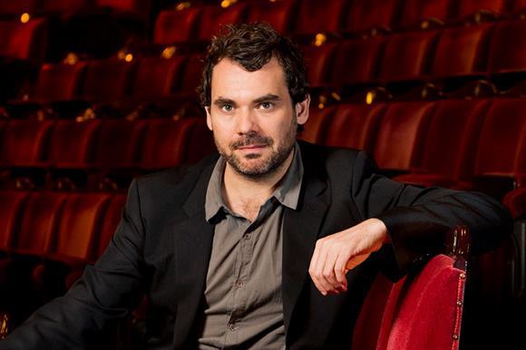 Daniel Kramer (Photograph: ENO/Linda Nyland)
