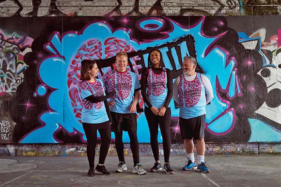 Dementia Revolution runners