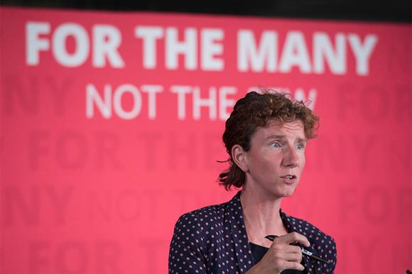 Anneliese Dodds (photograph: Getty Images)