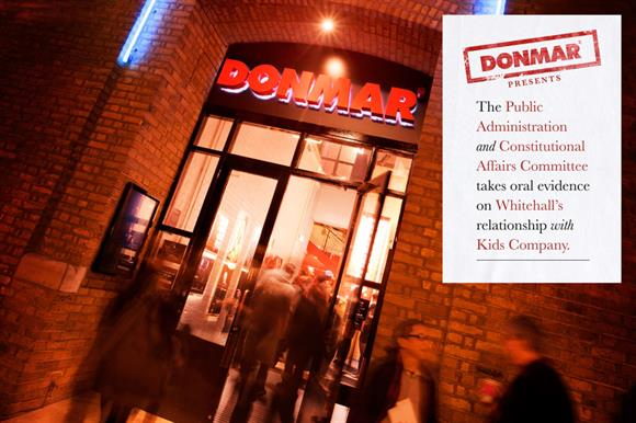 The Donmar Warehouse