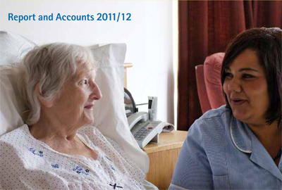 Marie Curie Cancer Care annual report