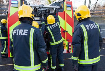 Cleeveland Fire Brigade has set up a community interest company