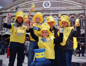 Marie Curie Cancer Care Great Daffodil Appeal