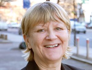 Gillian Morbey