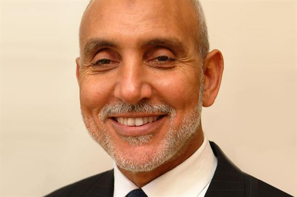 Hany El-Banna, chair of the Muslim Charities Forum