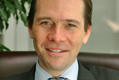 Ben Kernighan, deputy chief executive of the National Council for Voluntary Organisations