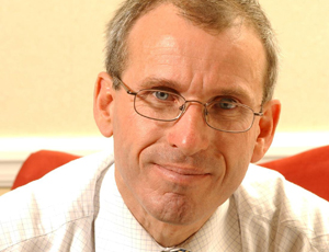 Former Charity Commission chief executive Andrew Hind