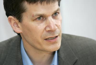 Joe Saxton, co-founder of nfpSynergy