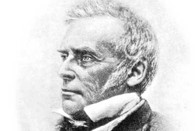 Brethren founder John Nelson Darby