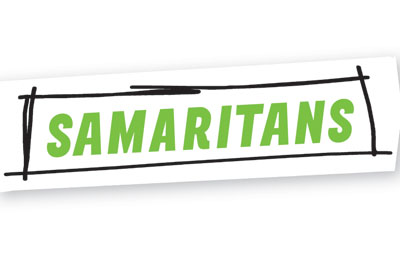 A variation of the charity's new logo