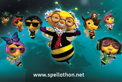 Mencap's Spellathon competition