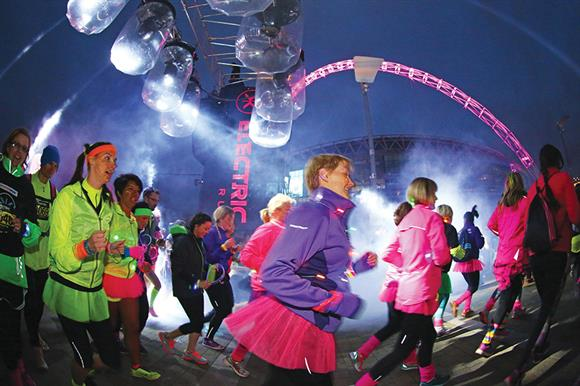 Electric Run 2015: Breast Cancer Care's fundraiser