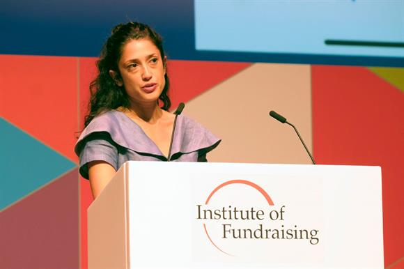 Fatima Bhutto (Photograph: Helen Jones Photography)