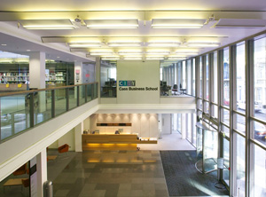 Cass Business School: home of the new centre