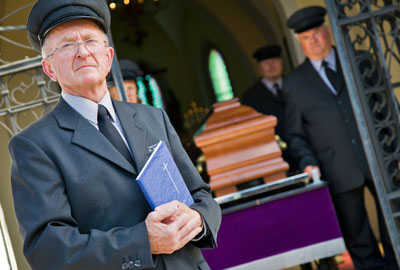 More than £100m of charitable donations are collected at funerals each year