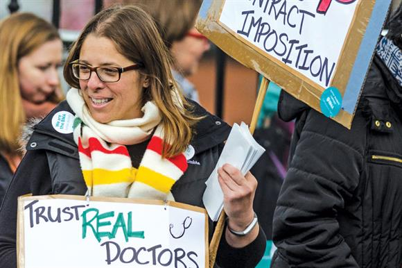 Junior doctors among many to use crowdfunding
