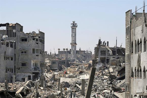 The crisis in Gaza