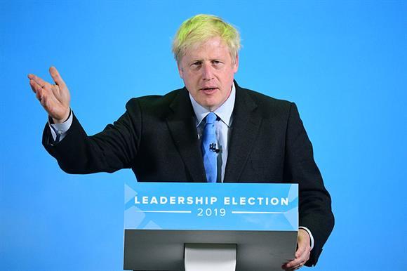 Boris Johnson (Photograph: Leon Neal/Getty Images)