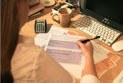 Grant application: get your accounts in on time